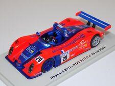 1/43 Spark Reynard 2KQ ROC Aut #29 24 Hours Lemans 2002 SCYD10