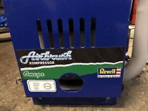 Revell Omega Silent Airbrush Compressor