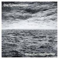 DIE TOTEN HOSEN - DRAUSSEN VOR DER TÜR  CD SINGLE DEUTSCH ROCK/POP NEU