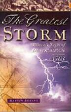 The Greatest Storm, By Brayne, Martin,in Used but Acceptable condition
