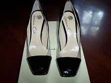 scarpe donna jasmine cole decoltè in vernice,colore nero,numero 35