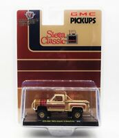 M2 Machines 1976 GMC Sierra Classic 15 Desert Fox Truck Hobby Excl. 1:64