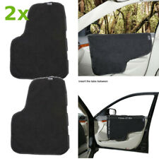 2Pack Pet Dog Car Door Cover Protector Travel Window Seat Truck Guard Kit Ss