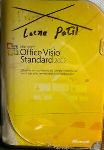 Microsoft Office Visio Standard 2007 RETAIL Full Version