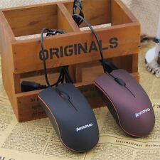 Lenovo 800DPI Mini Mouse Optical Mice For Desktops/Laptops/Tablets Color Random