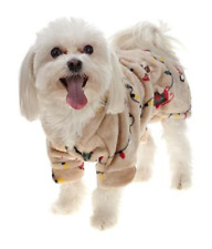 Soft & Cozy Holiday Pet Angel Wrap,  Green, Size XS