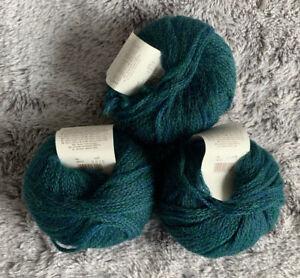 3 Balls ROWAN Felted Tweed Merino wool/Alpaca Yarn # 8815 Same Color Lot