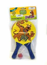 "Scooby Doo 13"" Paddle Ball Set Outdoor Sports Play"