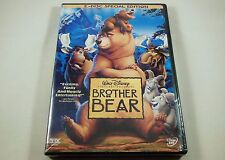 Brother Bear DVD 2-Disc Special Edition Joaquin Phoenix, Jeremy Suarez
