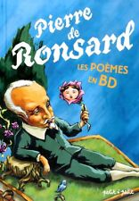 BD occasion Poèmes en BD (Les) Pierre Ronsard