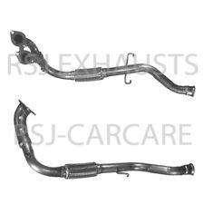 EXHAUST FRONT PIPE SAAB 900 II Convertible 2.0 i Petrol 1993-12-> 1998-02