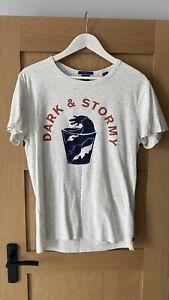 Scotch & Soda T Shirt - Men's Medium. Dark & Stormy - Supersoft Great Cond. RARE