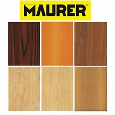 Plastica adesiva rivestimento finto legno Largh 45 cm Maurer VENDITA AL METRO