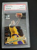 1996-97 Kobe Bryant Fleer Ultra #52 Rookie RC Mint PSA 8 Graded Hot Card!