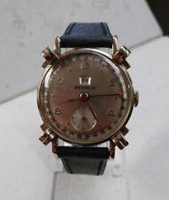 BENRUS Perpetual Calendar Watch 17 Jewels Model CE-13