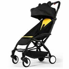 Lightweight Baby Stroller Shock Absorber Umbrella Car Sit Portable Trolley 0-3Y