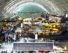 DC - Smithsonian NATL AIR & SPACE MUSEUM Fridge Magnet