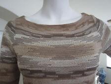 New  Women Ralph Lauren Indian Blanket Linen Coton Sweater Top Shirt  XS $129