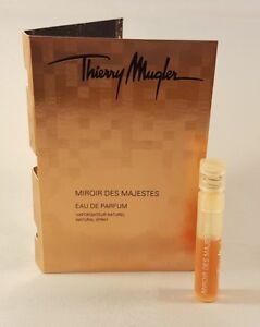 Thierry Mugler Mirror Collection - Miroir des Majestes EDP 1.2ml sample spray