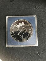 1995 CANADA DOLLAR Hudson's Bay Company Anniversary Proof Like Silver Dollar