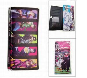 JoJo Adventure friends purse wallet card bag handbag wallets bags action