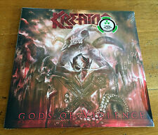 KREATOR Gods of violence - Black Vinyl - LP  - new