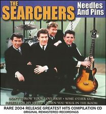 The Searchers - Very Best Greatest Hits Collection RARE CD 60's British Invasion