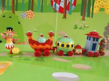 In The Night Garden Ninky Nonk Train - Ideal As Cake Toppers!!!