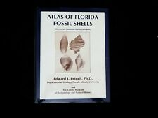 Atlas of Florida Fossil Shells by Dr. Edward J. Petuch Ph.D.-Superb Lot#6352