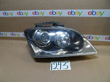 04 05 06 Chrysler Pacifica HID PASSENGER Side Headlight Used front Lamp #1243-H