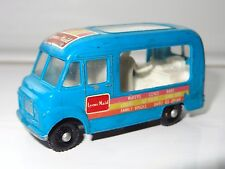 (B) matchbox lesney COMMER ICE CREAM VAN -rare 26 tread BPW  - 47