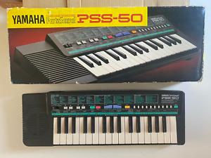 Yamaha Porta Sound PSS-50 Vintage Retro 80s 90s Electronic Keyboard
