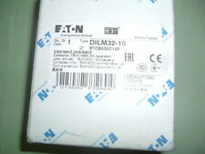 EATON MOELLER ..........DILM32-10 CONTACTOR 230/240 VAC 50/60 HZ  NEW..PACKAGED