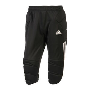 Adidas Tierro 13 3/4 Torwarthose Schwarz