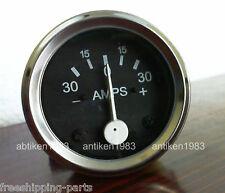 "5 PCS Ammeter 2"" 52m 30-0-30, Ampere Gaugefor Car, Trucks, Tractors, Bus"