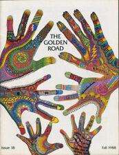 Golden Road #18 RARE Grateful Dead Fanzine/Magazine Jerry Garcia/Hall and Oates