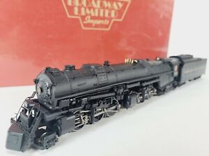 Broadway Limited Quantum 014 Norfolk & Western Class A 2-6-6-4 DCC & Sound HO