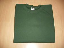 Sweat shirt homme fruit of the loom taille L neuf