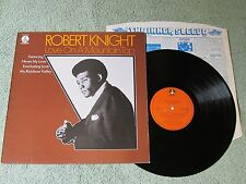 ROBERT KNIGHT love on a mountain top LP MONUMENT A1/B1 MNT 65956!