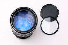 Rokinon 75-200 f/4 Telephoto Zoom Lens Caps & Filter Canon FD READ (#2074)