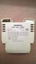 N°1 SIEMENS 3TX7 005-1BB00 24VAC/DC