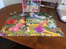 Disney 1000 Piece Jigsaw Puzzle. King. Princess.