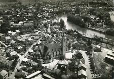 AUDINCOURT Vue panoramique aérienne L'église de l'Immaculée Conception et Doubs