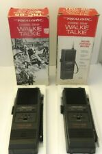 Stranger Things Style Realistic TRC-85 Walkie Talkies 3 Channel Transceiver Nice