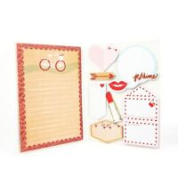 Valentine's Day Sticky Notes Wallet By Recollections™ 536132 NEW