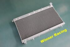Fit Subaru Forester GT SF5 EJ20 2.0 16V TURBO 1998-2002 99 01 aluminum radiator