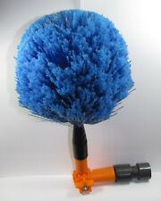 2 Cobweb Brushes & Angle Adapters - Italian threads converted to Acme threads -I