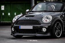 Frontgrill schwarz glänzend für Mini Cooper S 2.Gen. R56 salberk GRMBL2 Kühler