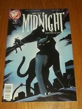 MIDNIGHT HERO CATS OVER STELLAR CITY #3 ACTION LAB COMICS FEBRUARY 2016 NM (9.4)