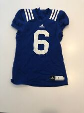 Game Worn Used UCLA Bruins Football Practice Jersey adidas #6 Size L
